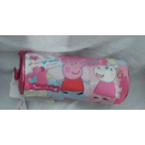 Astuccio tombolino bimba Peppa Pig