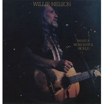 Willie Nelson- What a wanderful world