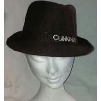 Cappello tipo borsalino in feltro Guinness originale