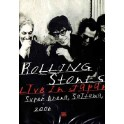 DVD Rolling Stones live in japan