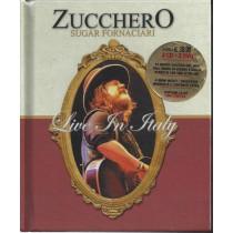 CD+DVD Zucchero Live in italy (2CD+2DVD) SIGILLATO
