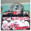 MAXI HAND BAG PUCCA POP LOVE ITALY STYLE 8011410132825