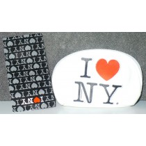 PORTAMONETE I LOVE NEW YORK ITALY STYLE
