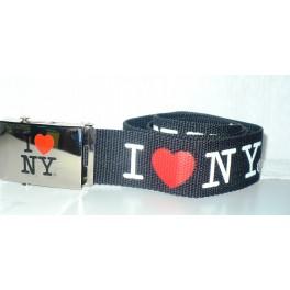 CINTURA I LOVE NEW YORK ITALY STYLE