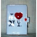 BLOCK NOTE I LONE NEW YORK ITALY STYLE 8024708473739