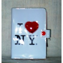 BLOCK NOTE I LONE NEW YORK ITALY STYLE