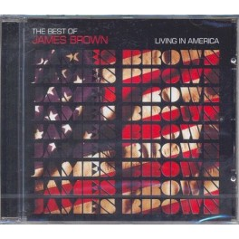 CD The Best of James Brown- Living in America (album)