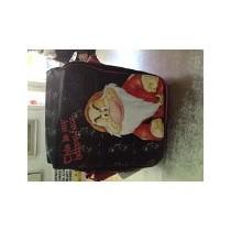Tracolla Cube Disney Brontolo Nera/Rossa