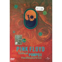 DVD Pink Floyd live at pompeii the director's cut